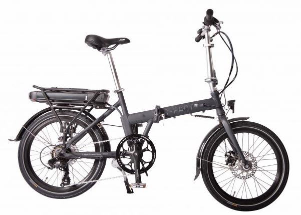 biltema hopfällbar cykel test