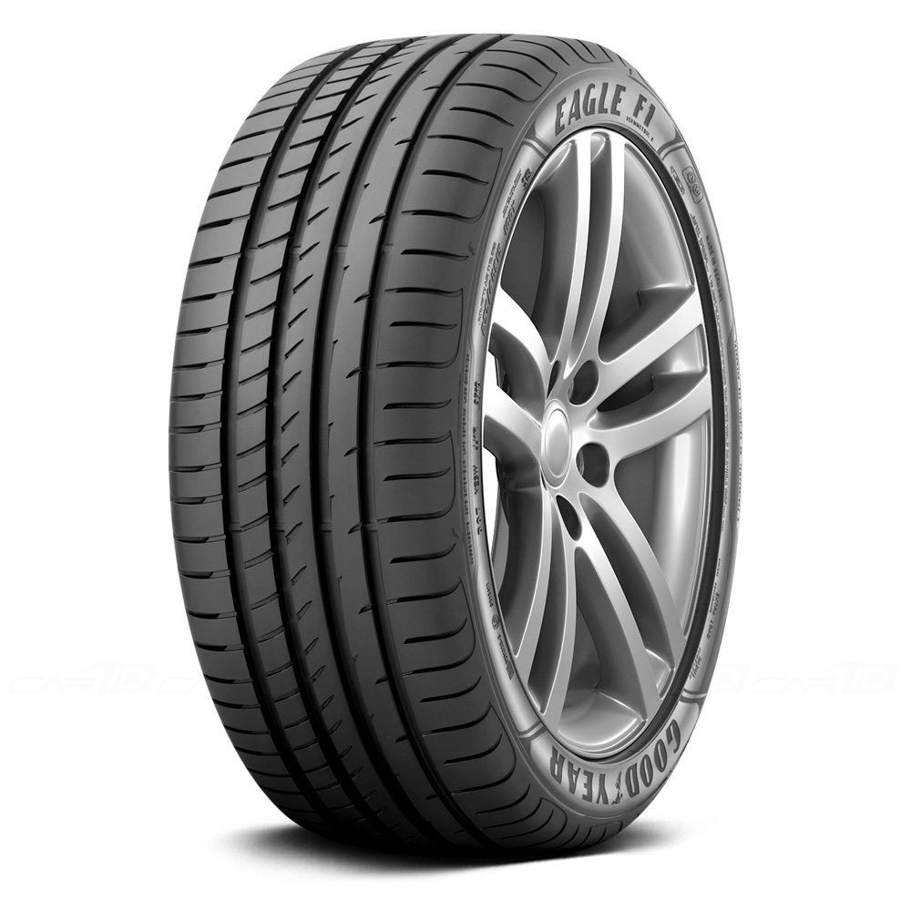 4. Goodyear Eagle F1 Asymmetric 2