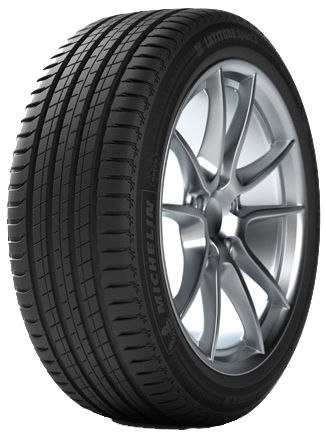 2. Michelin Latitude Sport 3