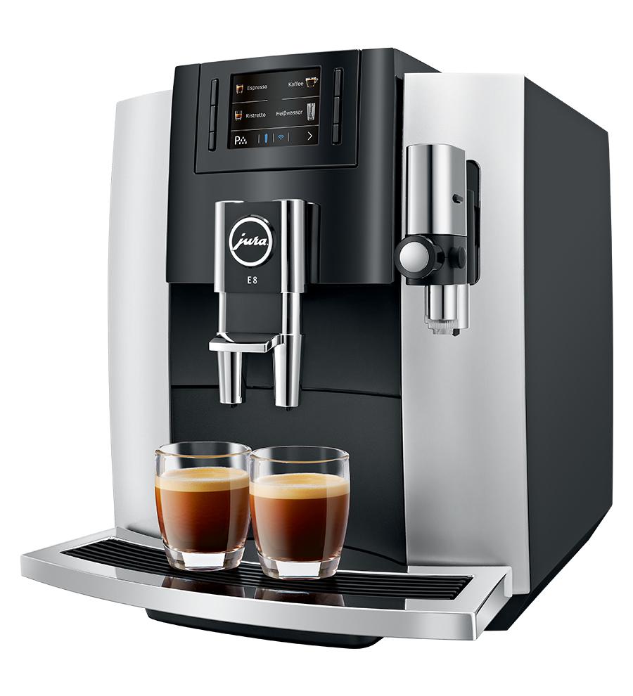 jura e8 espressomaskin