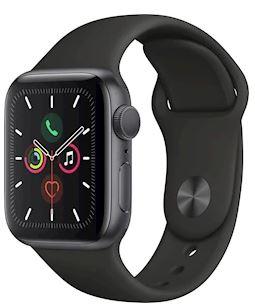 1. Apple watch 5