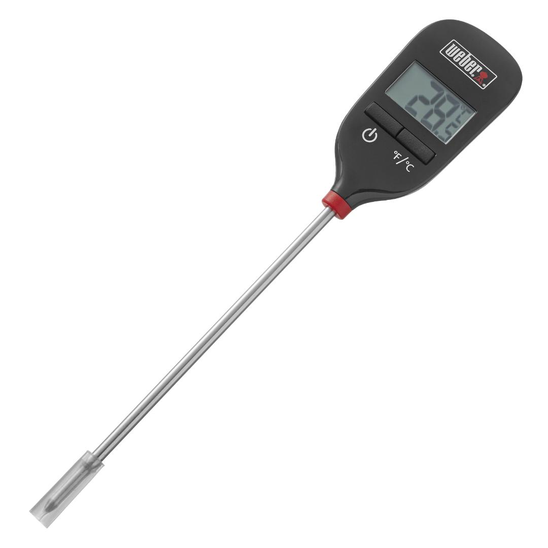 Weber Digitaltermometer med Snabbavläsning